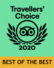 Pousada Oceanomare - Travellers' Choice 2020 - Travellers' Choice 2020